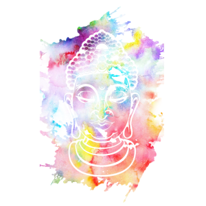 Buddah Watercolor