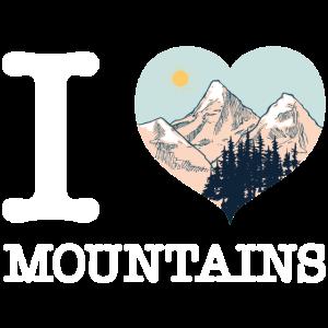 I Heart Mountains