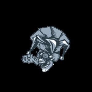 Joker Clown Schädel