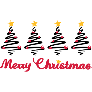 Weihnachten - Weihnachtsbäume Sterne