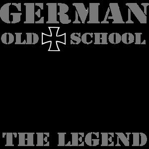 Gepard Panzer Old School German /+