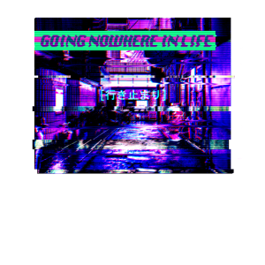 Dead End Going Nowhere In Life Depressed & Sad 90s