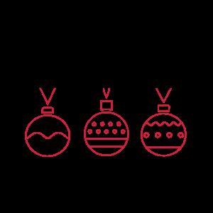 Team Santa Weihnachtsdesign