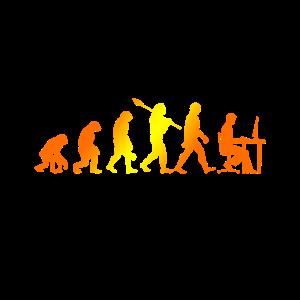 Evolution eines Gamers