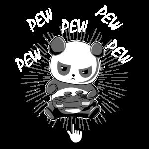 Panda Zocken Gaming