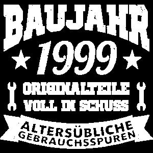 1999 Baujahr Geburtsjahr