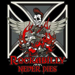 Rockabilly nerver dies