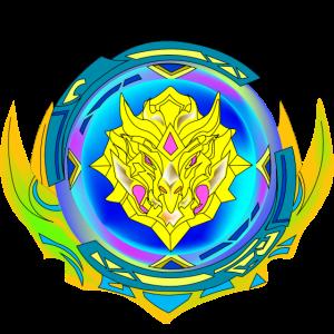 Mythic Rang Abzeichen Symbol für Gamer