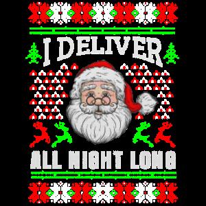 Lustiges Weihnachten T-Shirt Geschenk
