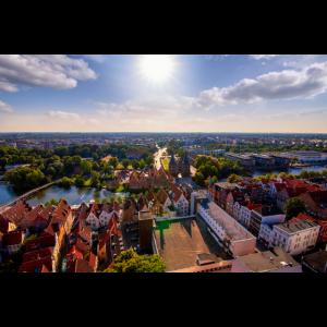 Lübeck Cityscape