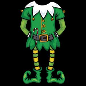 Elf Costume Xmas Matching Family Christmas Pajama