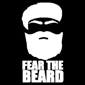 Fear the Beard Bartträger Vollbart
