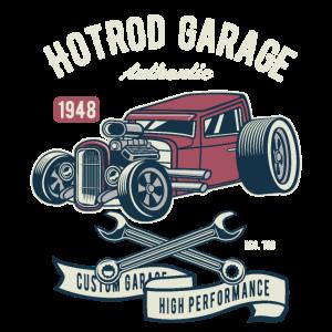 Hotrod Garage High Performance