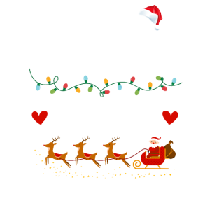 Santa's Favorite Teacher Funny Christmas