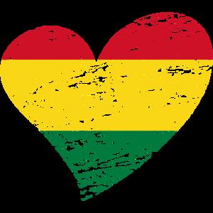 Bolivien mit Herz