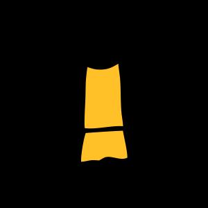 Strichmännchen Grillbesteck - V2