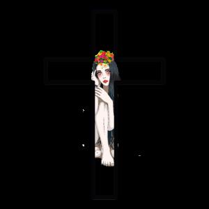 Kreuz Vampir Horror Halloween Blutsauger Kreuze