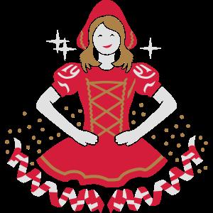Fasching - Karneval - Garde - Tanz - Marie - 3C