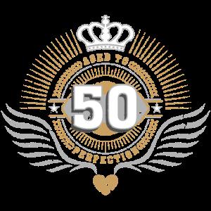 Jubiläum Geburtstag 50