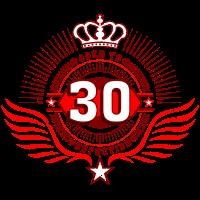 Jubiläum Geburtstag 30