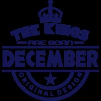 december kings born birth month crown