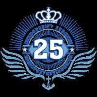 Geburtstag, Jubiläum 25