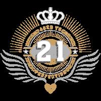 Geburtstag, Jubiläum 21
