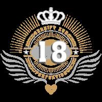 Geburtstag, Jubiläum 18