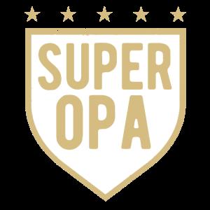 Super Opa Logo Enkelkind