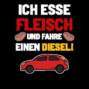 Autofahren Fleisch Diesel