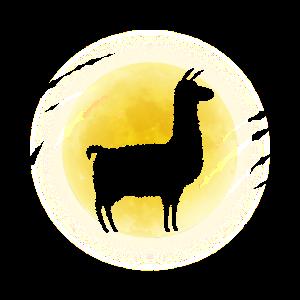 ALPACA MOON Alpaka Mond