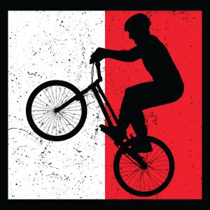 Fahrrad – Shirt Radsport Radeln Geschenk