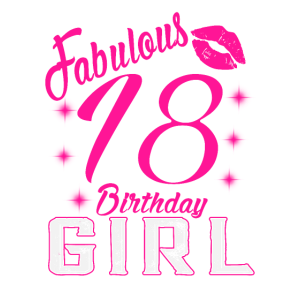 Geburtstag - Alter Shirt ● Wunderbar 18 ● Geschenk
