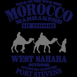 Morocco - Camel - Marokko