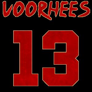 Jason Voorhees 13