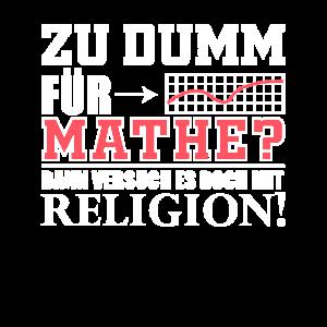 Atheist Anti-Mathematiker