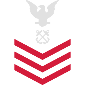 Petty Officer First Class PO1, US Coast Guard