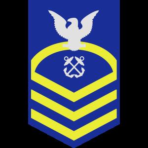 Chief Petty Officer CPO, US Coast Guard