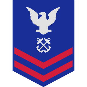 Petty Officer Second Class PO2, US Coast Guard