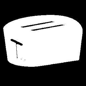 Toaster zum Frühstück
