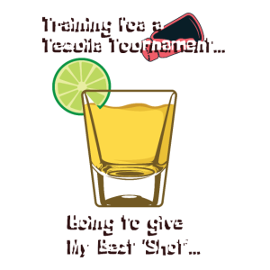 Trinken Lustig Tequila Shot Tournament Geschenk