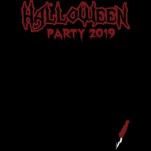 Gästeliste Halloween 2019
