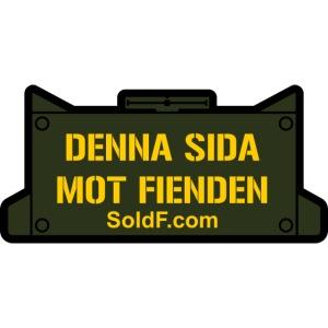 DENNA SIDA MOT FIENDEN - Mina