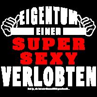 Eigentum Einer Super Sexy Verlobten