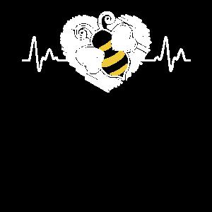 Biene Biene Herzschlag