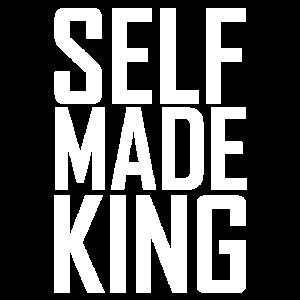 SELFMADE KING Motivation Inspiration