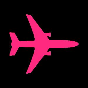 Flugzeug Silhouette Rpsa