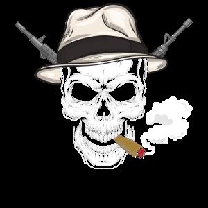 Schädel-Gangster