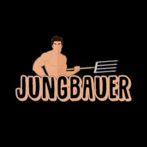 Jungbauer Landwirt Geschenk