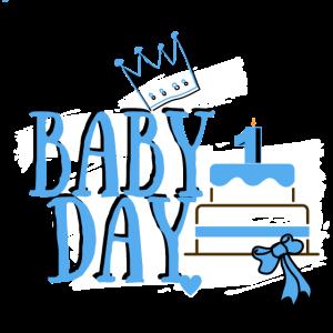 1 Jahr Baby Geburtstag Baby Tag